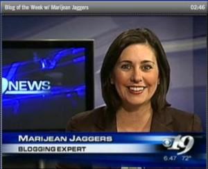 Blogging Expert Marijean Jaggers