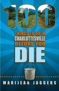 100 Things to do in Charlottesville cover_high